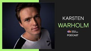 Karsten Warholm: World Athletics Podcast - Never Do Hurdles in a Kilt