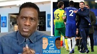 Chelsea, Leicester and Man United win; West Ham look safe | 2 Robbies Podcast | NBC Sports