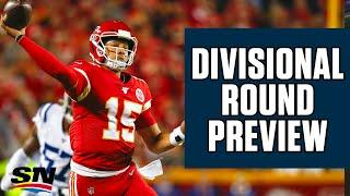 NFL Divisional Round Picks & Preview | Against The Spread