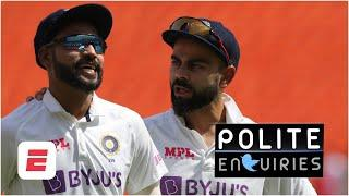 Will this Test AT LEAST get to day 3?! | #PoliteEnquiries | India vs. England | ESPNcricinfo
