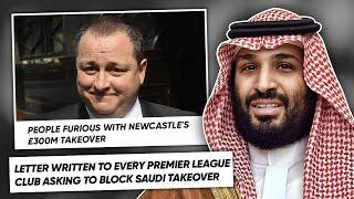WHY NEWCASTLE'S CONTROVERSIAL TAKEOVER COULD BE BLOCKED! | #WNTT