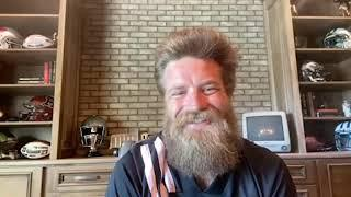 Ryan Fitzpatrick only trusts two people to cut his hair