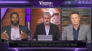 No Fans In The Stands, Vikings Offensive Outlook and Cameron Dantzler Debuts vs. Aaron Rodgers