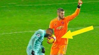 10 PLAYERS WHO STEAL THE BALL FROM GOALKEEPER