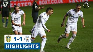 Highlights | Leeds United 1-1 Manchester City | 2020/21 Premier League
