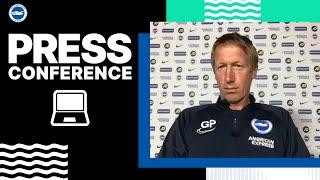 Graham Potter's Arsenal Press Conference