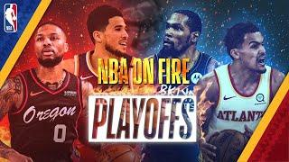 NBA On Fire: Damian Lillard, Devin Booker, Kevin Durant & Trae Young