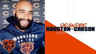 DeAndre Houston-Carson: 'Whatever role I'm in, I want to be the best' | Chicago Bears