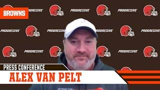 """Alex Van Pelt: """"I fully expect [Kendall Lamm] to come in and play at a high level."""""""