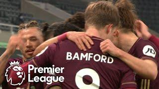 Raphinha slots Leeds United in front of Newcastle United | Premier League | NBC Sports