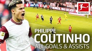 Philippe Coutinho - All Goals And Assists 2019/20