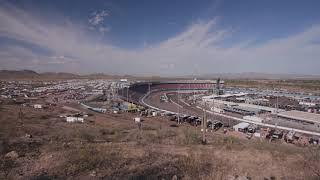 Take in the scenery pre-race at ISM Raceway near Phoenix | NASCAR Sights and Sounds
