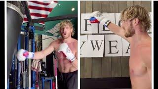 'SIGN THE F****** CONTRACT FLOYD!' - LOGAN PAUL TAUNTS FLOYD MAYWEATHER IN LATEST CALL-OUT VIDEO