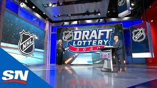 Placeholder Team Wins First Overall Pick At 2020 NHL Draft Lottery | Full 2020 NHL Draft Lottery