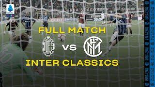 INTER CLASSICS | FULL MATCH | AC MILAN vs INTER | 2009/10 SERIE A TIM - MATCHDAY 02
