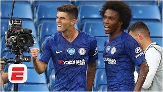 Chelsea vs. Man City reaction: Pulisic & Co. are blossoming under Frank Lampard   ESPN FC