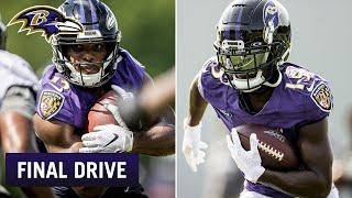 Who Wins in a Race, Hollywood Or Duvernay? | Ravens Final Drive
