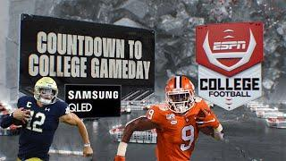 Countdown to GameDay | Clemson vs. Notre Dame