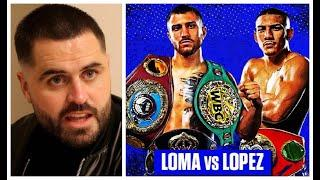 'TEOFIMO LOPEZ WILL KNOCKOUT VASYL LOMACHENKO' - SAM JONES MAKES BOLD PREDICTION AHEAD OF LOMA-LOPEZ