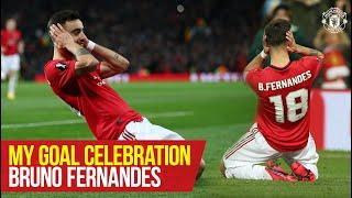 Bruno Fernandes REVEALS the story behind his signature goal celebration!   Manchester United