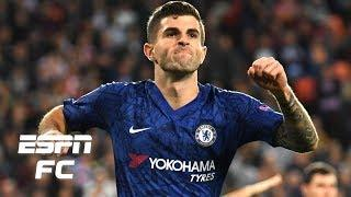 Chelsea's Christian Pulisic has ABSOLUTELY shown Frank Lampard he's good enough - Burley | ESPN FC