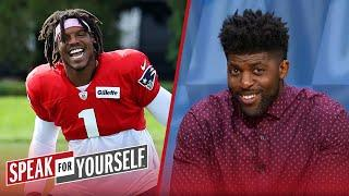 Wiley & Acho react to Cam Newton being named starting QB of the Patriots | NFL | SPEAK FOR YOURSELF