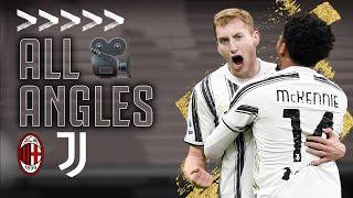 ALL THE ANGLES | Milan 1-3 Juventus | All Goals & Celebrations from our San Siro Victory!