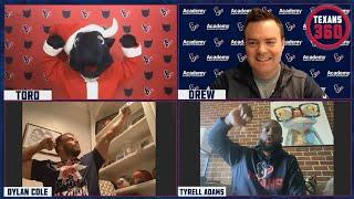 Deshaun Watson's My Cause My Cleats + Guess that Gift + Bears Performance Report | Texans 360