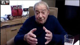 FURY & AJ TO EARN $100M EACH? - BOB ARUM RIPS THURMAN 'F*** YOU' OUTBURST, KOVALEV FAIL, TRUMP RANT