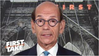 Paul Finebaum senses that we will see Big Ten football this fall | First Take