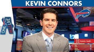 """""""AFC Championship is Within Reason""""   Kevin Connors Joins One Bills Live"""
