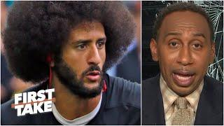 Stephen A. isn't sure Colin Kaepernick actually wants to play in the NFL | First Take