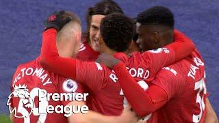 Bruno Fernandes reclaims Manchester United lead against Leicester City | Premier League | NBC Sports