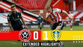 Sheffield United 0-1 Leeds United | Extended Premier League highlights