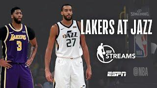 Hoop Streams: Lakers-Jazz preview