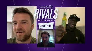 Anthony Fowler vs Ohara Davies ePress Conference | Rivals w/ Eddie Hearn