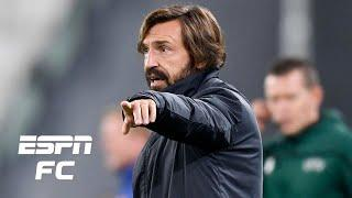 Andrea Pirlo is trying too many different things at Juventus - Stewart Robson   ESPN FC