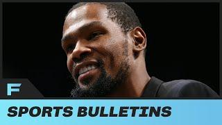 """Kevin Durant Claps Back At Warriors Saying There Was No """"Joy"""" When He Was On Team"""