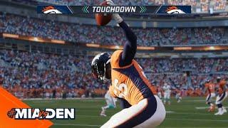 Broncos vs. Dolphins | Madden 21 Simulation