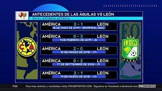 León retomará su nivel frente al América?: FOX Sports Radio