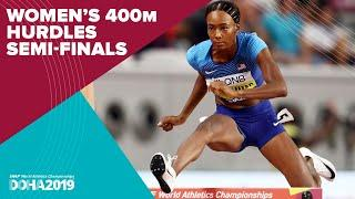 Women's 400m Hurdles Semi-Finals | World Athletics Championships Doha 2019
