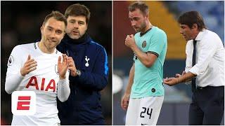 Does Christian Eriksen's Inter career prove Pochettino is a better manager that Conte? | ESPN FC
