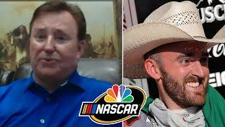 Richard Childress reacts to 'a great day for RCR' at Texas Motor Speedway   Motorsports on NBC