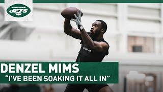 """""""I've Been Soaking It All In"""" 