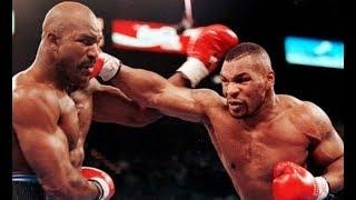 EVANDER HOLYFIELD ANNOUNCES RETURN TO THE RING - HOLYFIELD V TYSON 3?!