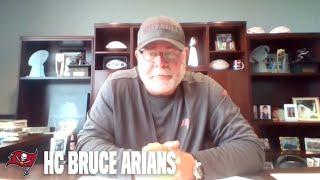 Bruce Arians on Rookie Standouts & Linebacker Depth | Press Conference