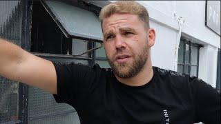 'ITS A LOAD OF S***' -BILLY JOE SAUNDERS BRUTALLY HONEST ON CANELO, SMITH, AJ-FURY DOUBT, WHYTE LOSS
