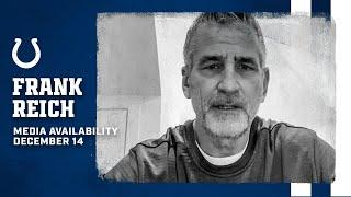 Frank Reich On Darius Leonard And Xavier Rhodes, Quenton Nelson At Left Tackle