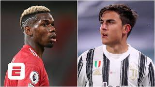 A swap deal for Paul Pogba and Paulo Dybala makes ZERO sense for Man United - Marcotti   ESPN FC