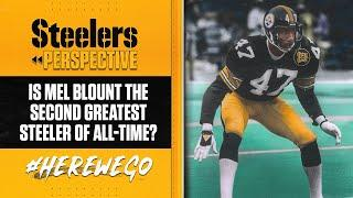 Steelers Perspective: Is Mel Blount The Second Greatest Steeler Of All-Time   Pittsburgh Steelers
